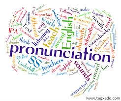 Prioritise pronunciation